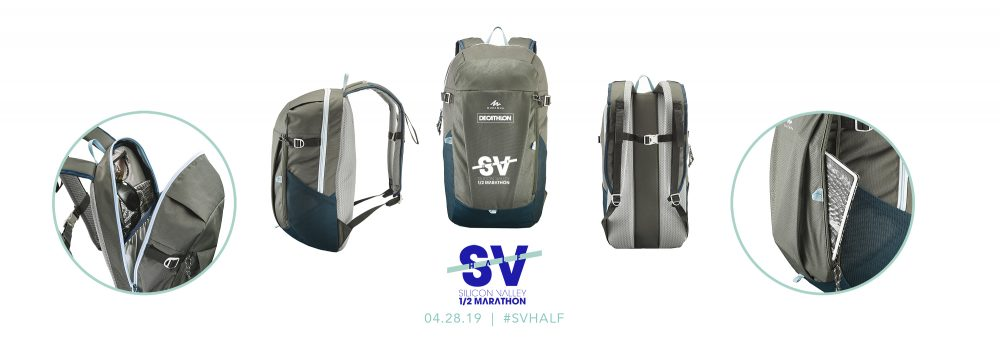 Silicon Valley Half backpack
